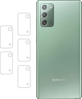 Vatsin Camera Lens Protector for Samsung Galaxy Note 20(Pack of 5)