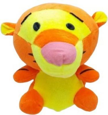 TEMSON Cutie Soft Mini Tiger Premium Quality Soft Toy 7 inch Cute Plush Kids Animal Toy  - 7 inch(Multicolor)