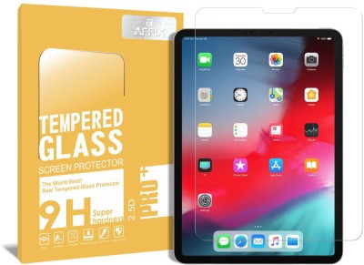 Affix Tempered Glass Guard for Apple iPad Pro 2nd Generation 11 Inch(Pack of 1)