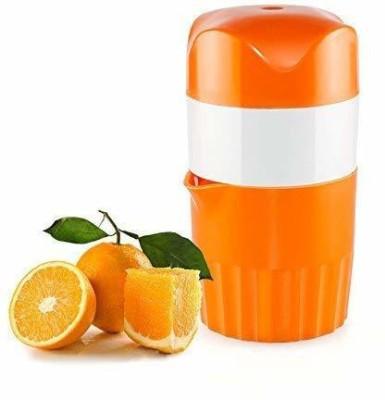 AMMEDARSHAN Plastic Hand Juicer Portable Manual Citrus Juicer for Orange Lemon Fruit Squeezer Orange Juice Cup Child Healthy Life Potable...