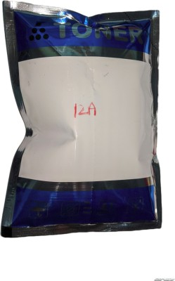 SELLPITCH 12A Lasejet Black Ink Toner Powder SELLPITCH Toners