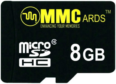 MMC Ultra U1 8 GB MicroSD Card Class 10 90 MB/s Memory Card