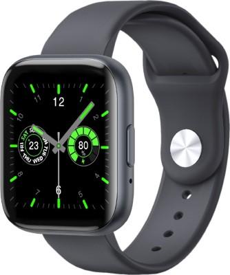 Evolves NextFIT Talk Full Touch with BT Calling Smartwatch(Black Strap, Regular)