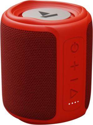 boAt Stone 350 10 W Bluetooth Speaker(Red, Mono Channel)