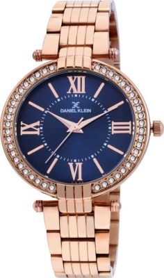 Daniel Klein DK11138-7 Analog Watch - For Women