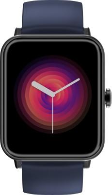 Noise ColorFit Pro 3 Smartwatch  (Blue Strap, Regular)