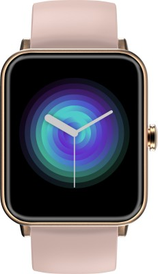 Noise ColorFit Pro 3 Smartwatch(Pink Strap, Regular)
