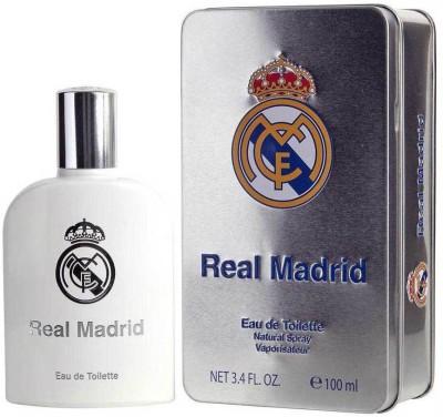 Real Madrid White Eau de Toilette - 100 ml(For Men)