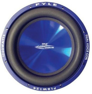 Pyle PLBW84 Blue Wave 600-Watt High-Powered Subwoofer Subwoofer(Powered , RMS Power: 600 W)