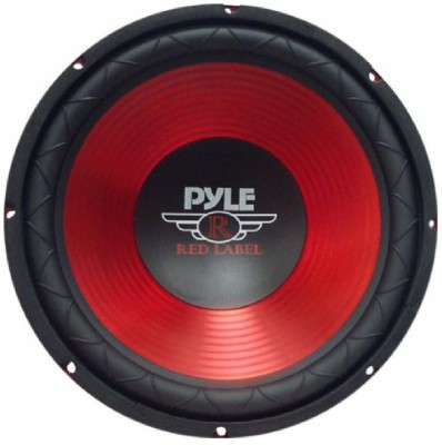 Pyle PLW10RD 600 Watt Subwoofer Subwoofer(Powered , RMS Power: 600 W)