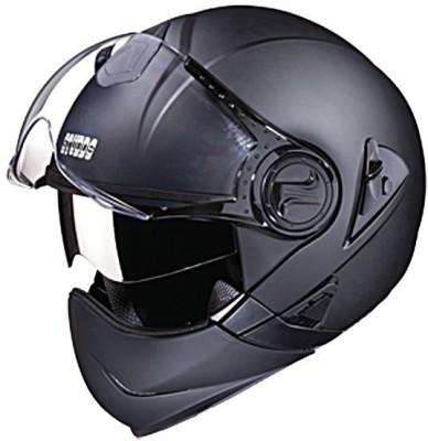 STUDDS DOWNTOWN FULL FACE -L Motorbike Helmet(matt black)