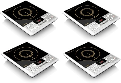 Philips HD4929 PACK OF 4 Induction Cooktop(Multicolor, Touch Panel)