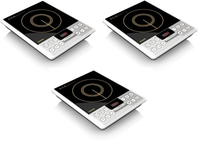 PHILIPS HD4929 PACK OF 3 Induction Cooktop(Multicolor, Touch Panel)