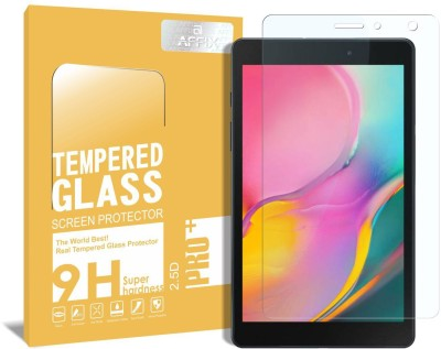 Affix Tempered Glass Guard for Samsung Galaxy Tab A 8.0 2019 SM-P200 / SM-P205 8.0 Inch(Pack of 1)