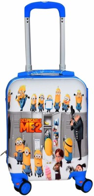 Travel universe Minions 17  Cabin Luggage   17 inch