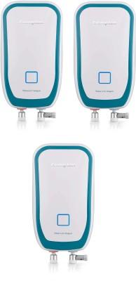 CROMPTON 3 L Instant Water Geyser (Solarium PACK OF 3, White)