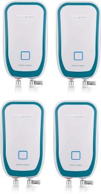 Crompton 3 L Instant Water Geyser (Solarium Vogue PACK OF 4, White, Blue)
