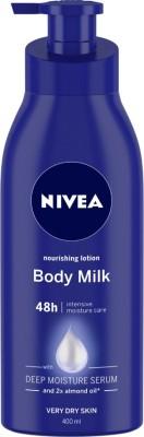 NIVEA Body Milk nourishing lotion(400 ml)