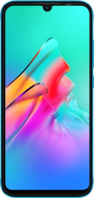 Infinix Smart HD 2021 (Topaz Blue, 32 GB)(2 GB RAM)