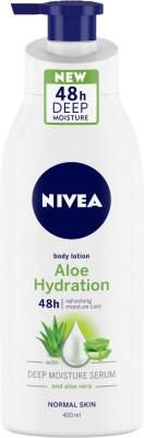 NIVEA Aloe Hydration Body Lotion(400 ml)
