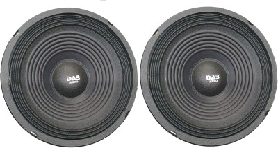 DAB 8 inch ( 2 pieces) 9017 Magnet Speaker Pair Subwoofer(Passive , RMS Power: 150 W)