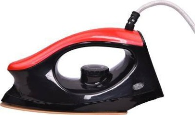 wired wind Light weight electric iron box (680gms) 750 W Dry Iron(Red, Black)