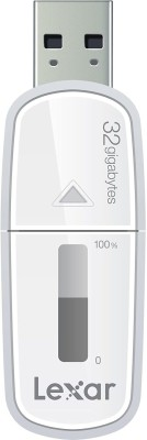 Lexar JumpDrive M10 32  GB Secure USB 3.0 Flash Pen Drive 32   GB Pen Drive White Lexar Pen Drives