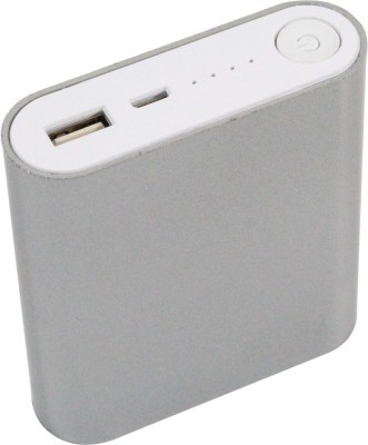 FIGER 10400 mAh Power Bank  Fast Charging  Silver, Lithium ion FIGER Power Banks