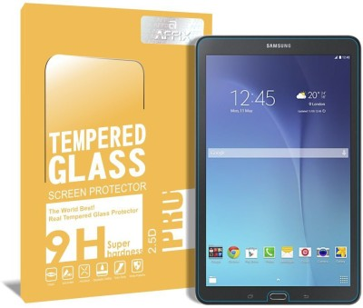 Affix Tempered Glass Guard for Samsung Galaxy Tab E 9.6 SM-T560 / SM-T561 9.6 Inch(Pack of 1)