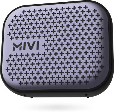 Mivi Roam2 5 W Bluetooth Speaker(Black, Mono Channel)