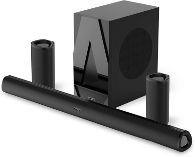 boAt Aavante Bar 3100D 260 W Bluetooth Soundbar(Premium Black, 5.1 Channel)