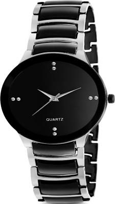 DENIM JORDAN A501 IIK COLLECTION SILVER MEN Analog Watch   For Men DENIM JORDAN Wrist Watches