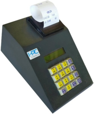 HPC Printing Calculator / Billing Machine Table Top Cash Register(LCD Screen)
