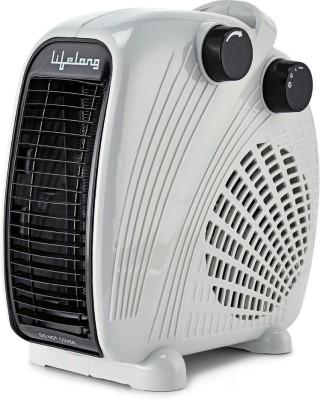 Lifelong LLFH02 Flare-X Room Heater 2000W (ISI certified) Fan Room Heater
