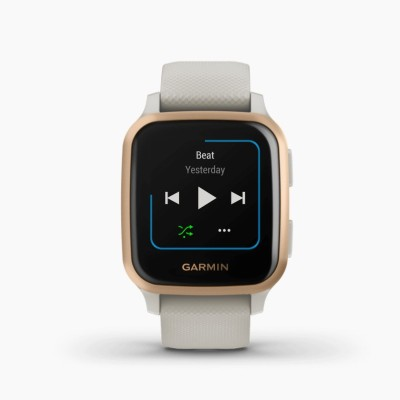 Garmin Venu Sq – Music Edition Smartwatch(Multicolor Strap, m)