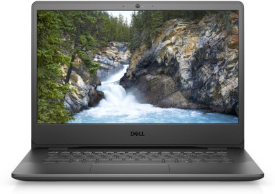 DELL Vostro 3405 Athlon Dual Core 3050 - (4 GB/256 GB SSD/Windows 10 Home) Vostro 3405 Thin and Light Laptop(14 inch, Black, 1.59 kg, With MS Office)