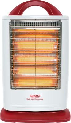 MAHARAJA WHITELINE RH-123 Lava Happiness Neo Halogen Room Heater