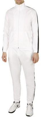Navex Tracksuit White Size:40(Large) Gym & Fitness Kit