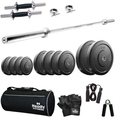 Headly Home 25 kg Combo AA9 Home Gym Kit