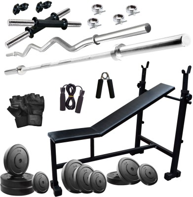 KRX 90 KG COMBO 5-WB Home Gym Kit