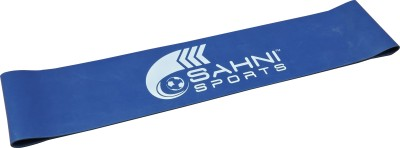 Sahni Sports Loop Heavy Resistance Band Blue, Pack of 1 Sahni Sports Fitness Bands