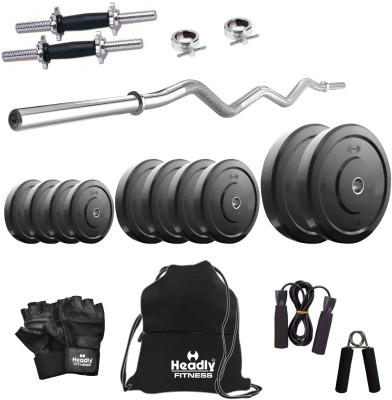 Headly 22 kg Combo 3 Home Home Gym Kit