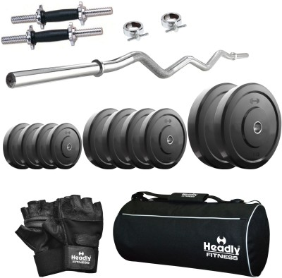 Headly Home 8 kg Combo AA4 Home Gym Kit