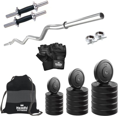 Off on headly kg combo bb convenient home gym kit on