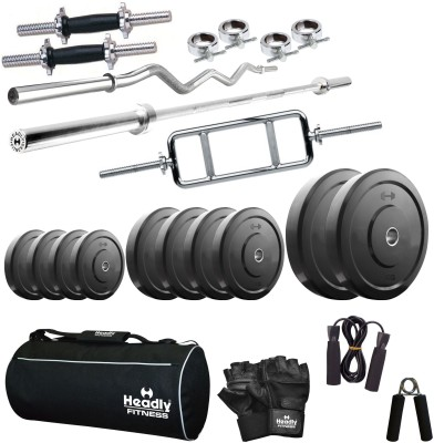 Headly Home 35 kg Combo AA1 Home Gym Kit