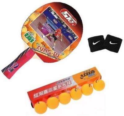 GKI Kung-Fu TT Bat Combo Table Tennis Kit