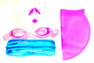 Imported Pink Aqua Swimming Kit