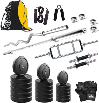 Headly HY   15 kg Combo 1 Home Gym Kit