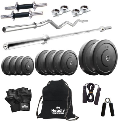 Headly 42 kg Combo 2 Home Home Gym Kit