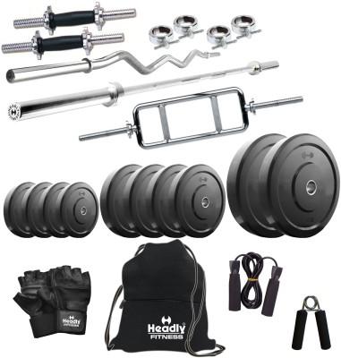 Headly 42 kg Combo 1 Home Home Gym Kit